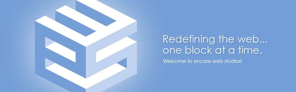 Redefining the web one block at a time