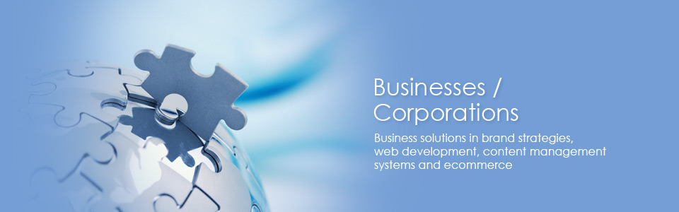 Business and Corporation brand strategies and solutions
